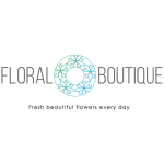 Floral Boutique Logo by Infinity Design